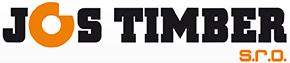 Logo společnosti JOS Timber s.r.o.